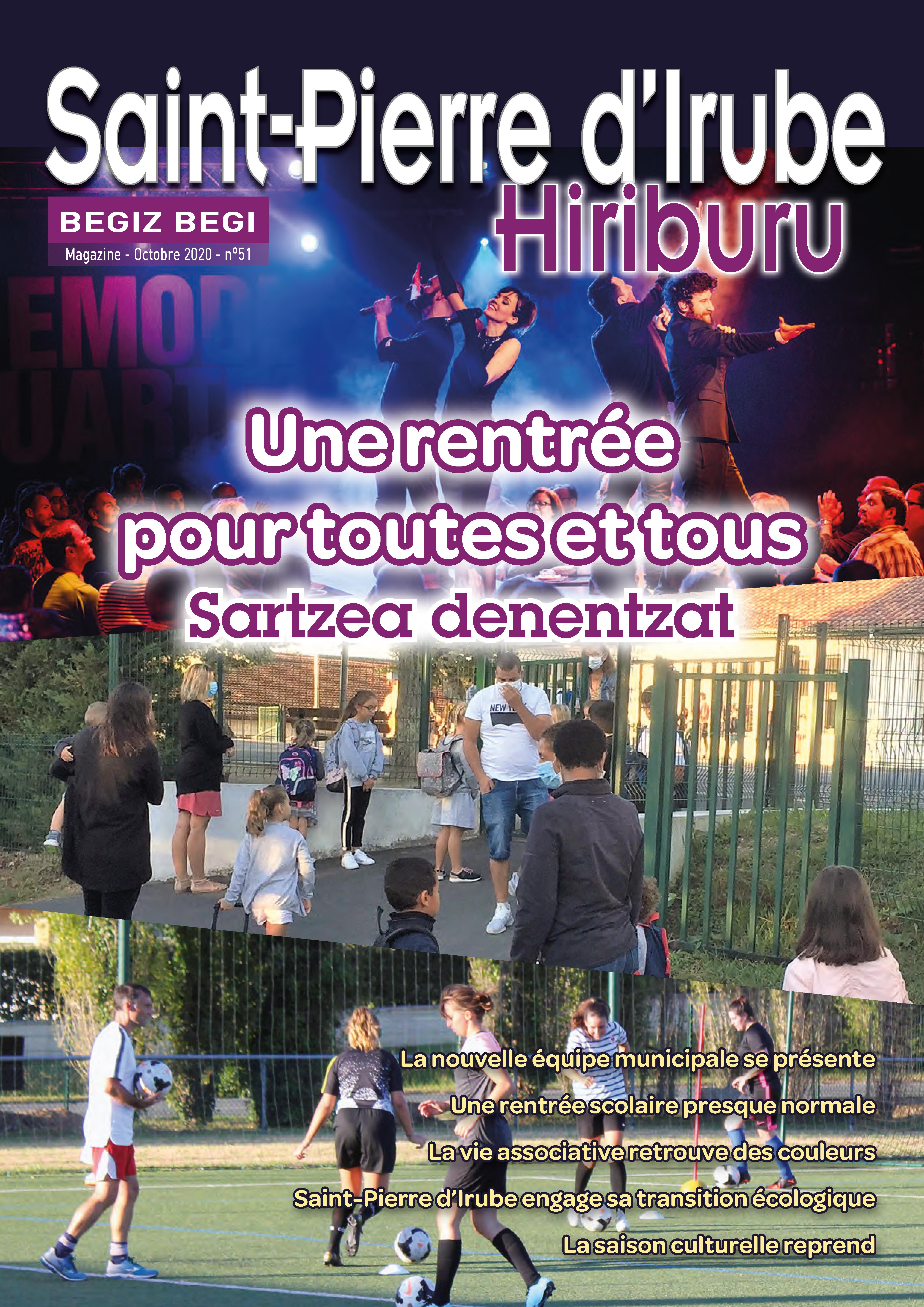 Bulletin municipal PDF